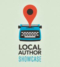 local author showcase logo