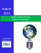 SC Energy Statistical highlights cover