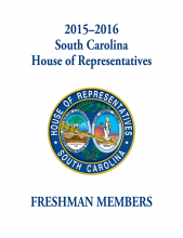 freshman members of the sc house document cover