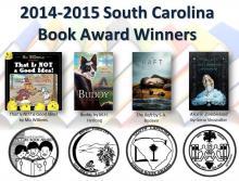 2015 sc book awards