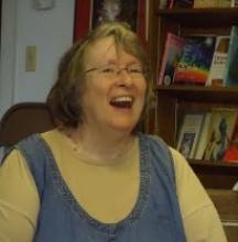 Storyteller Marilyn McMinn-McCredie