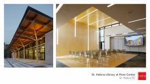 st. helena library photo