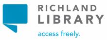 richland library logo