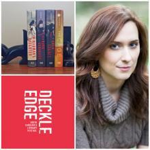 Megan Shepherd Author Talk collage