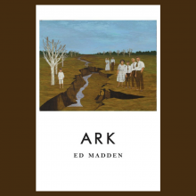 book cover of Ark by Ed Madden