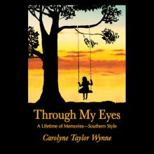through my eyes book cover