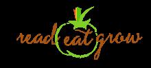 read eat grow logo