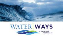 """Apply to host the Smithsonian exhibit """"Water/Ways"""""""