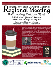 FOSCL Regional Meeting