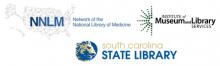 NNLM IMLS SCSL logos