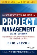 Project Management ebook cover page