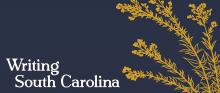 writing south carolina with goldenrod image