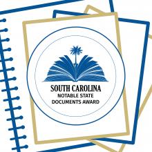 South Carolina Notable State Documents Award