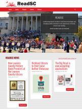 New ReadSC website