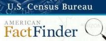 census american factfinder logo