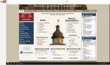 legislative tracking video image