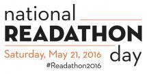 National Readathon Day logo
