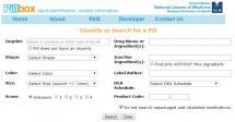 pillbox website screenshot
