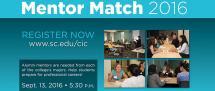 Mentor Match 2016