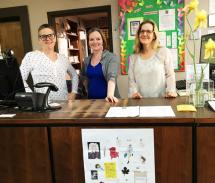 Staff News from Saluda County Library