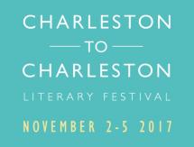 charleston literary festival logo