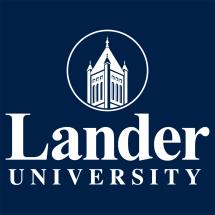 lander university logo