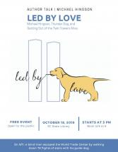 Led by Love flyer
