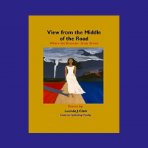 View from the Middle of the Road: Where the Greenest Grass Grows book cover
