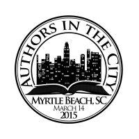 authors in the city logo