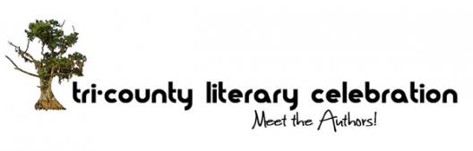 tri county literary celebration logo