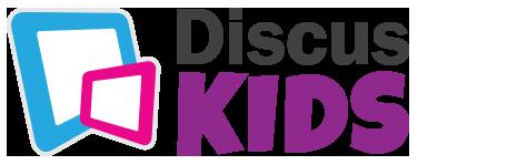 Discus Kids logo