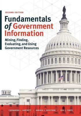 fundamentals of government information book cover