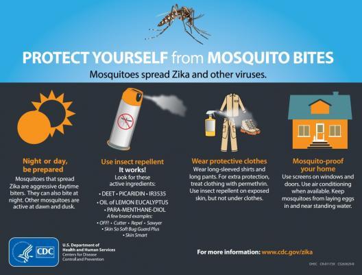 DHEC mosquito control image