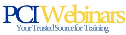 pci webinars logo