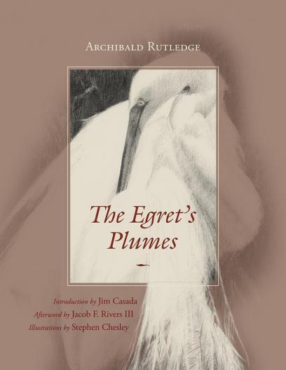 The Egret's Plumes book cover