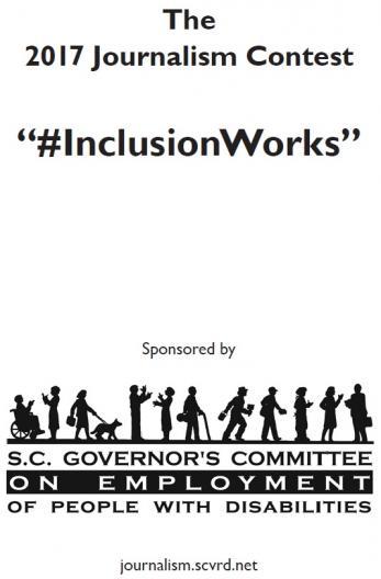SC Vocational Rehabilitation Announces Journalism Contest