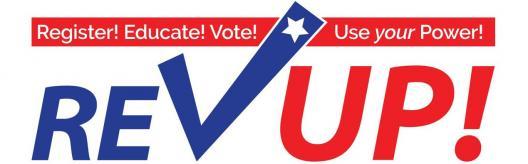 rev up campaign logo