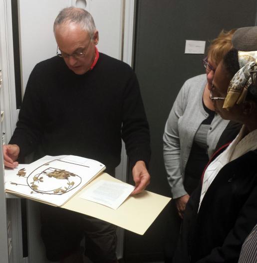 John Nelson USC Herbarium