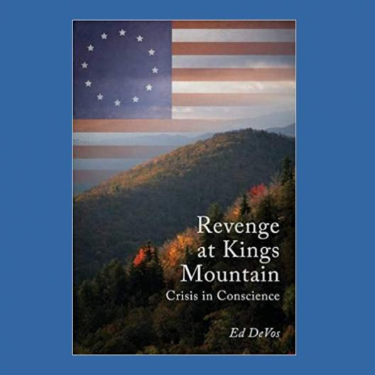 Revenge at King's Mountain Book Cover