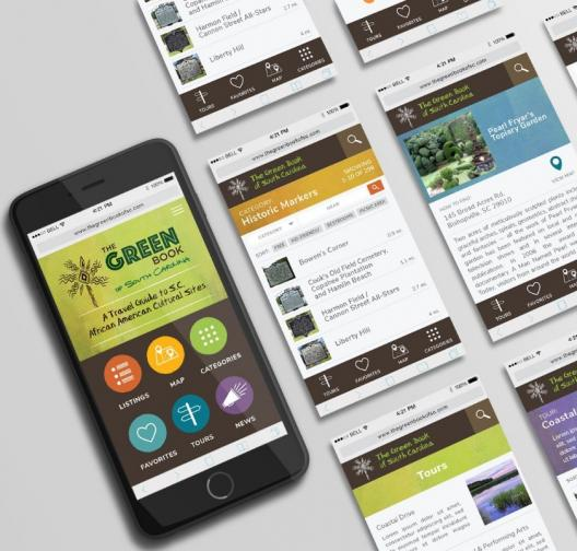 green book of sc mobile app image