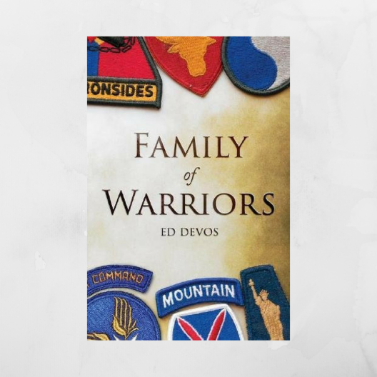 cover of Family of Warriors