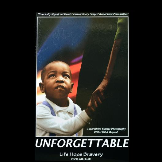 unforgettable book cover
