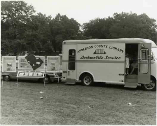 Anderson bookmobile