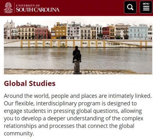 global studies screenshot