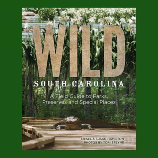 Wild South Carolina book cover