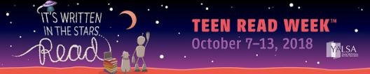 teen read week banner