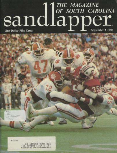 sandlapper magazine september 1980 cover