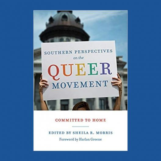Southern Perspectives on the Queer Movement: Committed to Home book cover