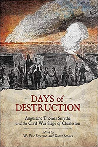 Days of Destruction book cover