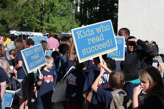 Kids who Read Succeed image